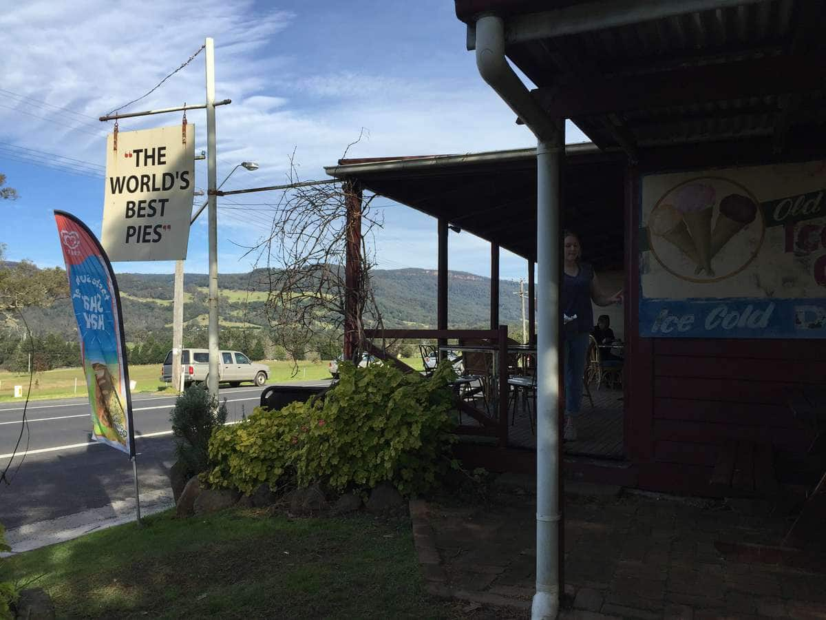 Kangaroo Valley Pie Shop & Cafe | 2167 Moss Vale Road, Barrengarry, New South Wales 2577 | +61 2 4465 1360