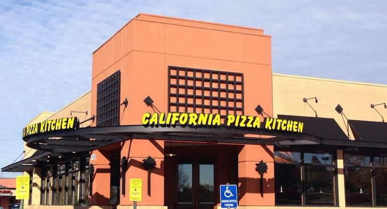 California Pizza Kitchen At Creve Coeur Creve Coeur St Louis