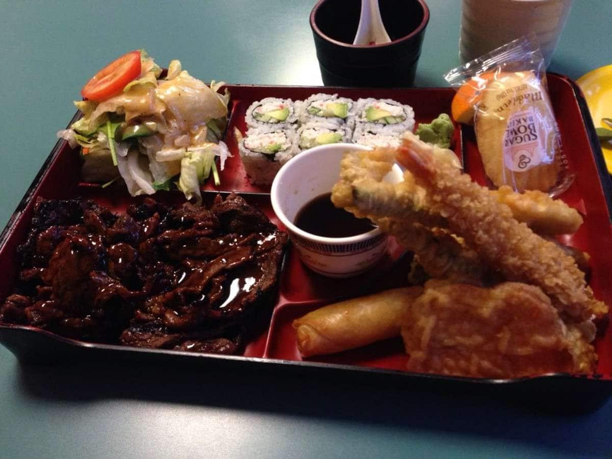 I Sushi Teriyaki