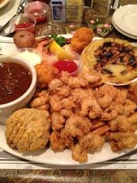 Drusilla Seafood Menu, Menu for Drusilla Seafood, Corporate