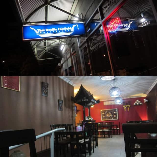 Thai Deelite Fairfield