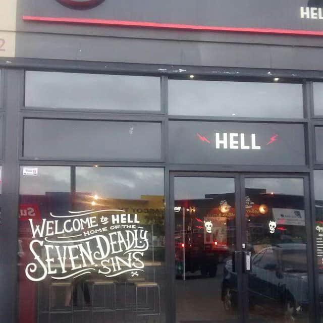 Hell Pizza - Sydenham