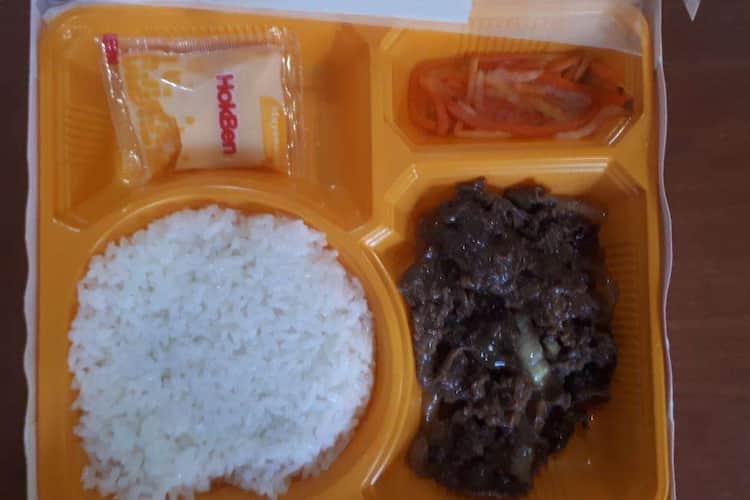 Hokben Delivery Pondok Indah Jakarta
