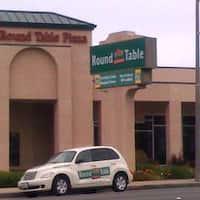 Terrific Round Table Pizza Seaside Monterey Bay Urbanspoon Zomato Home Interior And Landscaping Ymoonbapapsignezvosmurscom