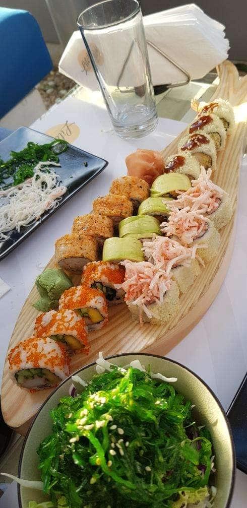 Litchy Sushi Lounge - Al Zorah Golf Club
