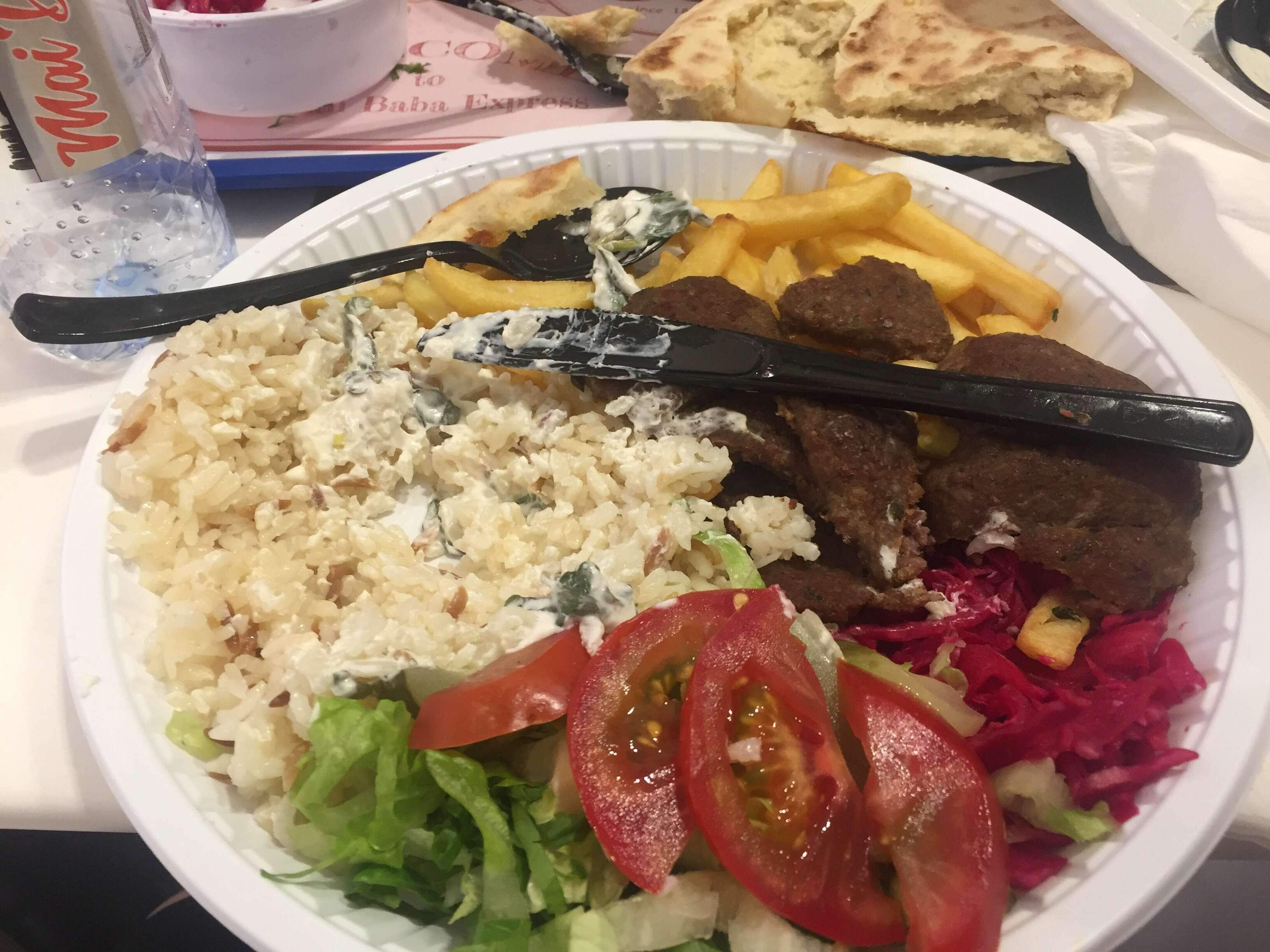 So called Turkish Kebab
