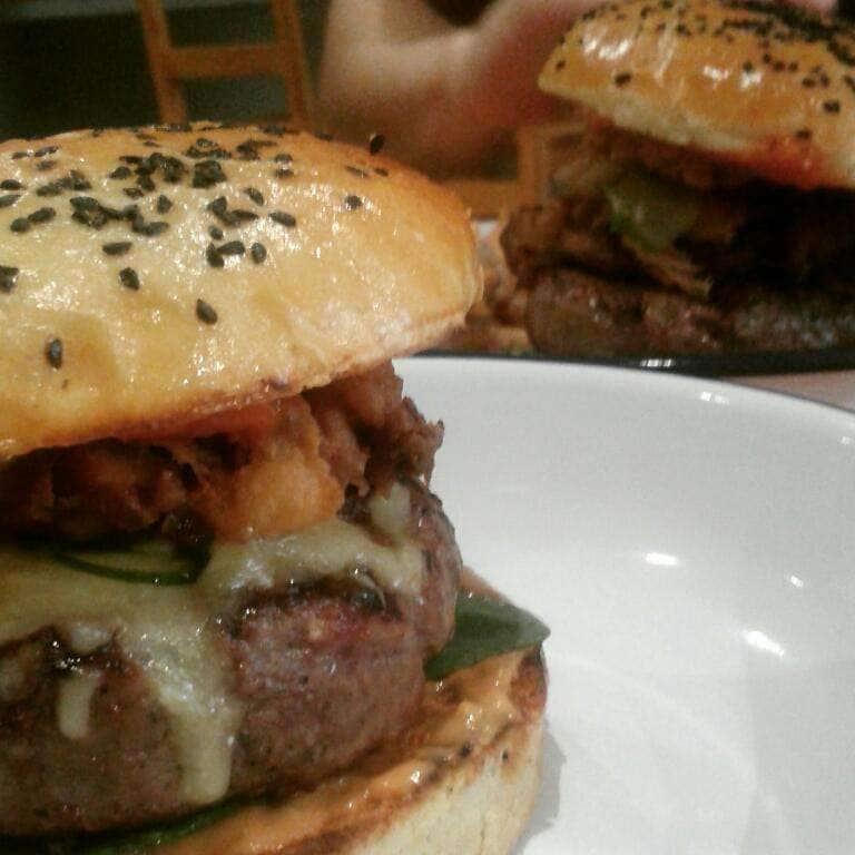 Fat Bob Burger