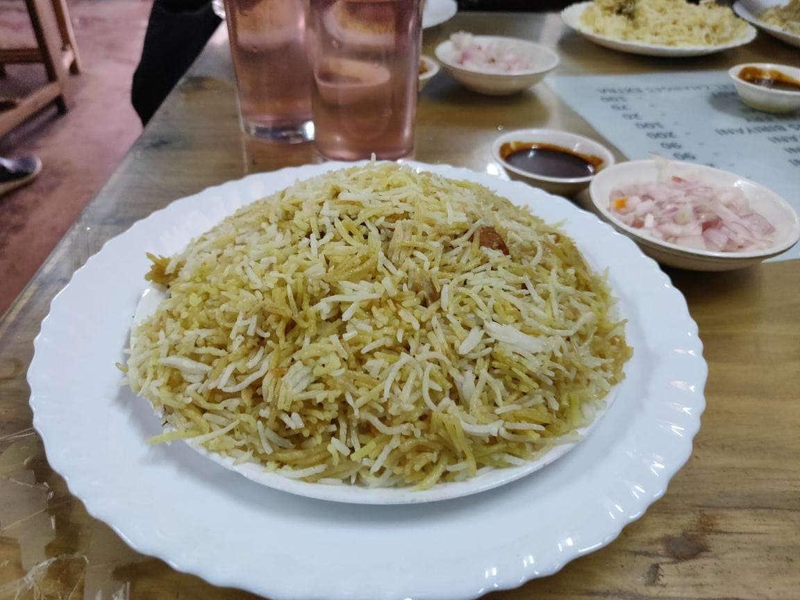Pandari's Biriyani