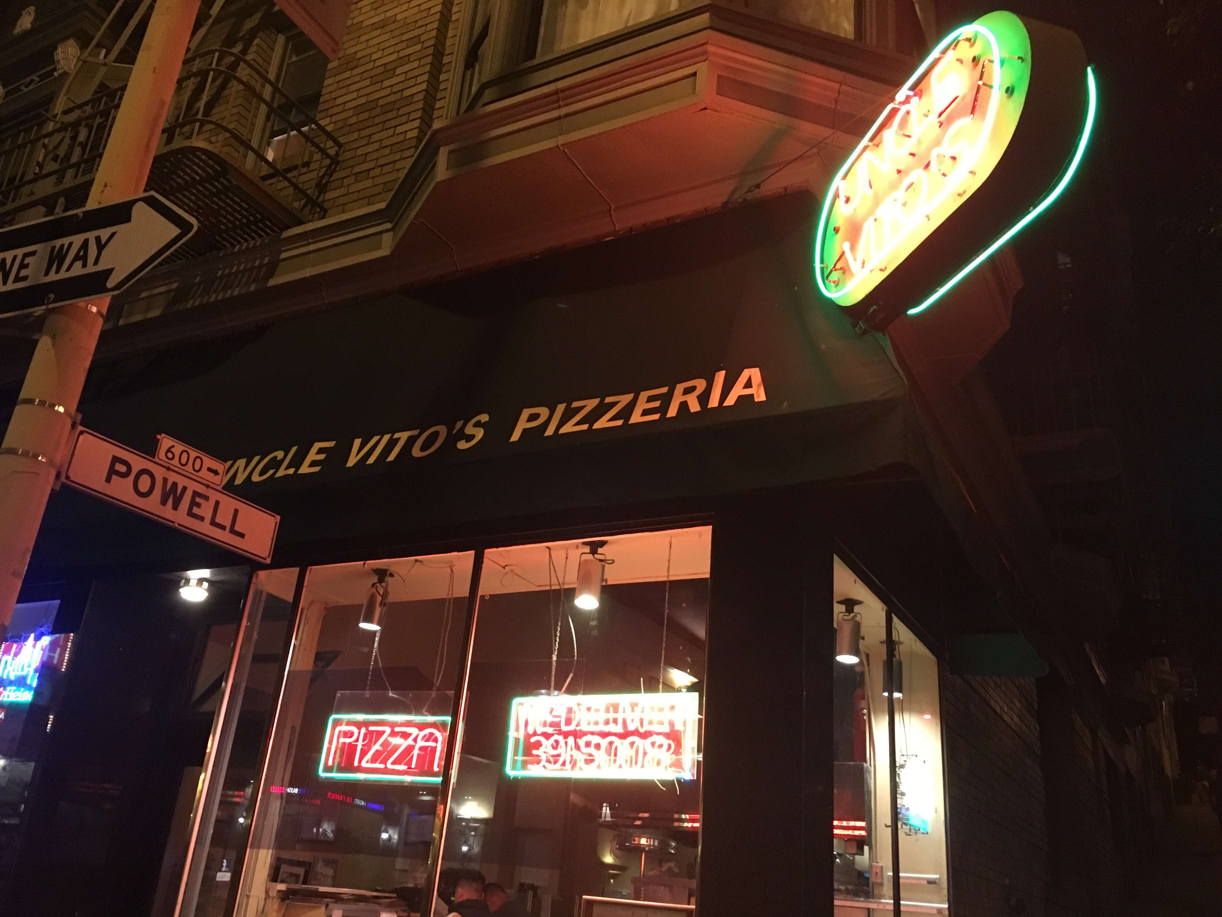 Uncle Vito's Pizzeria