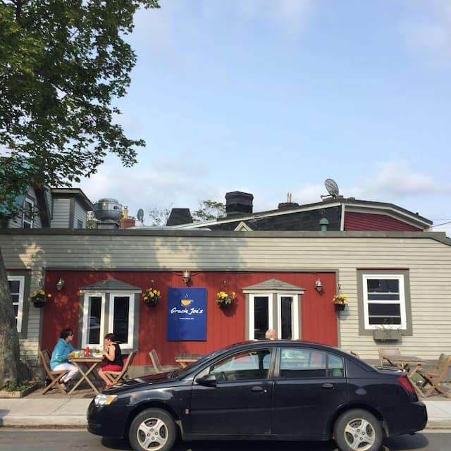 Gracie Joe's