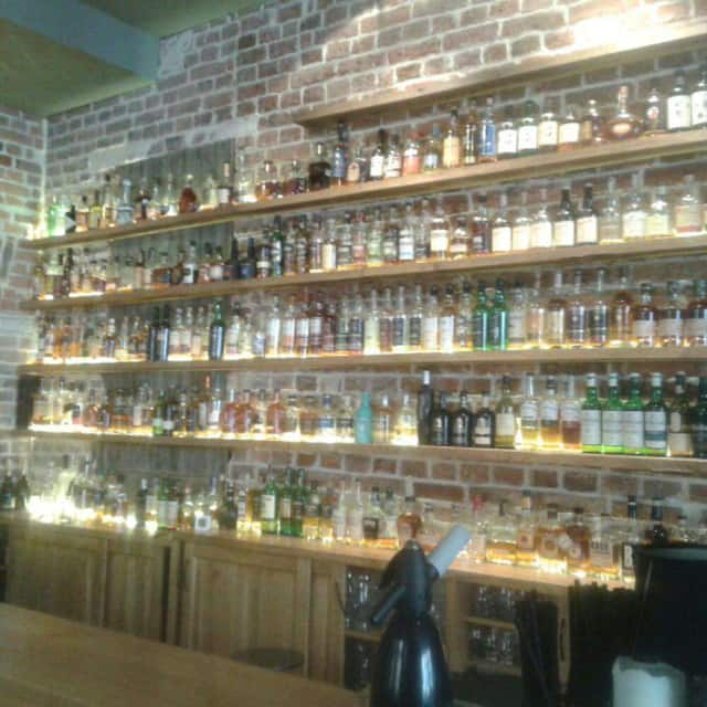 Coffee & Whisky House