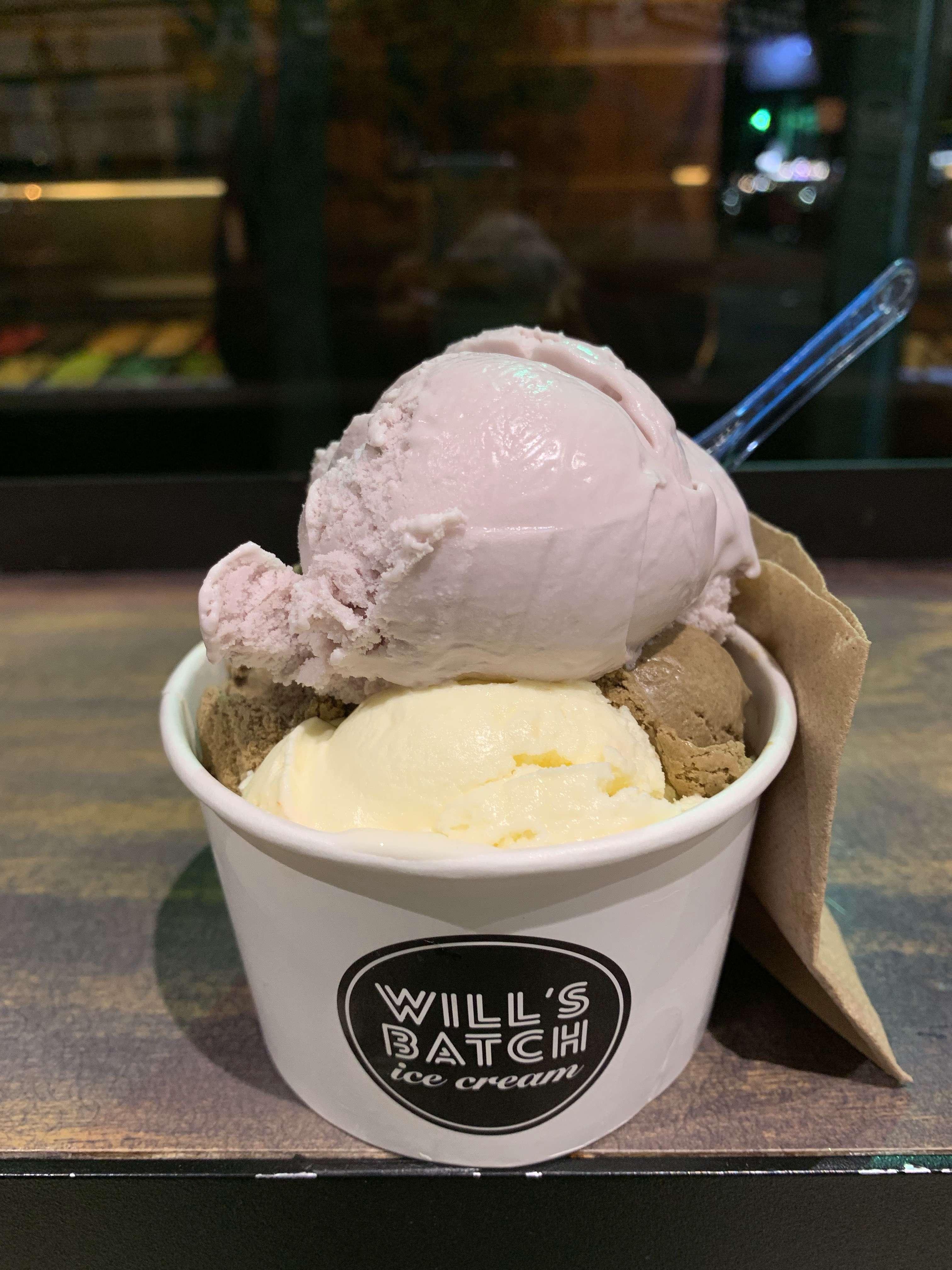 Will's Batch Ice Cream