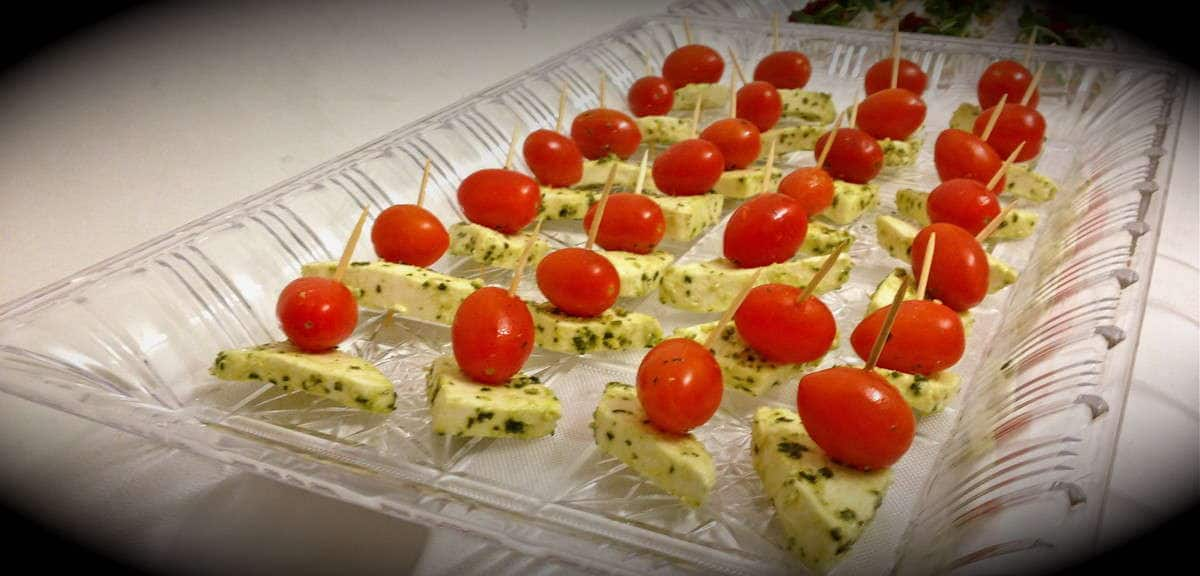 Hottiespanzerotti 39 s photo for hotties mobile pasta bar and for Canape spoons australia