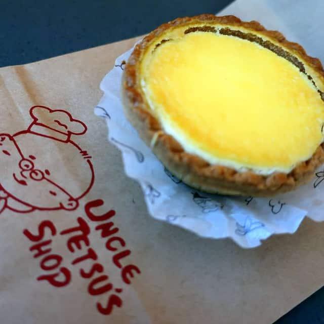 Uncle Tetsu's Japanese Cheesecake