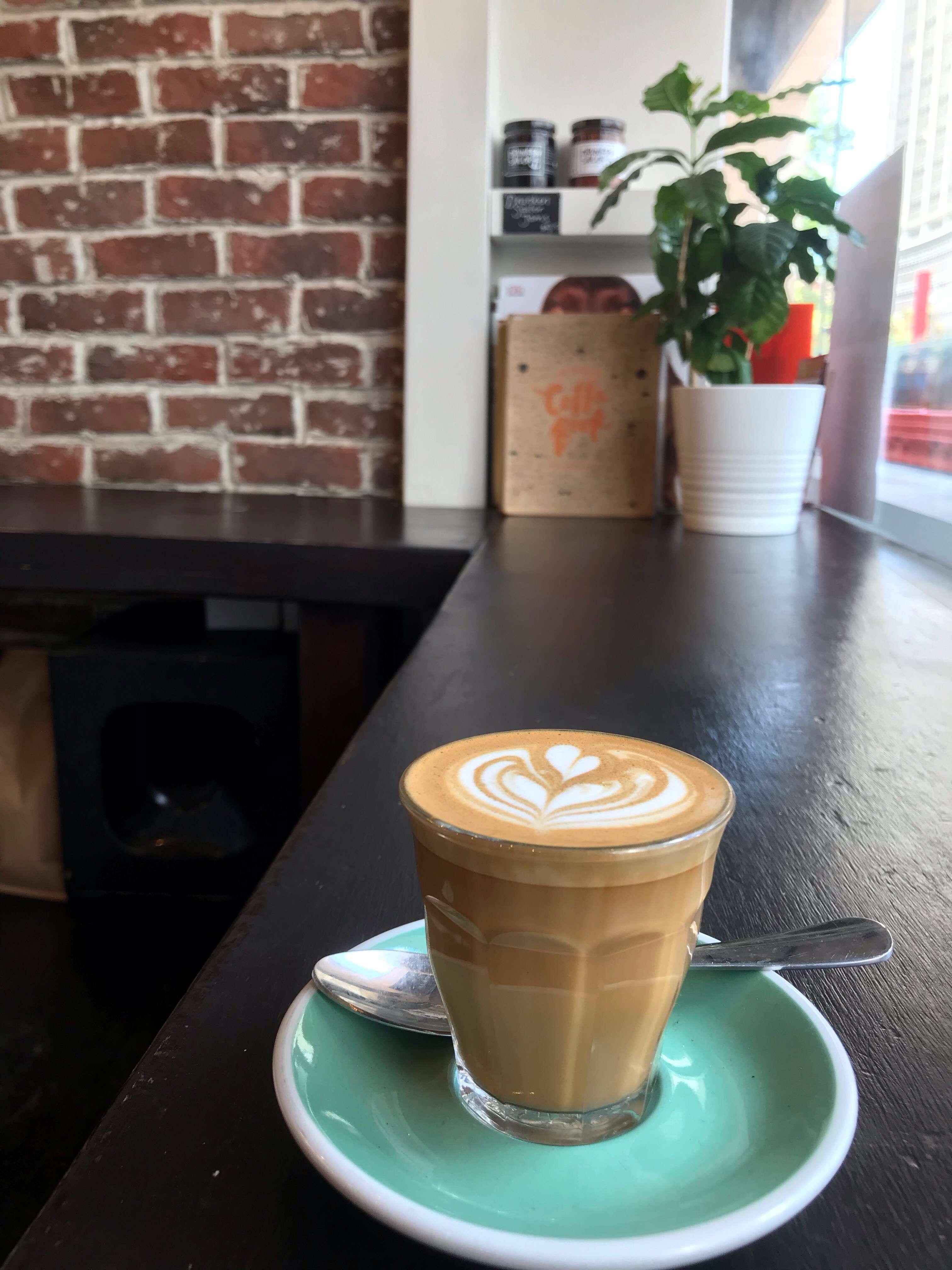 Ground Control Cafe