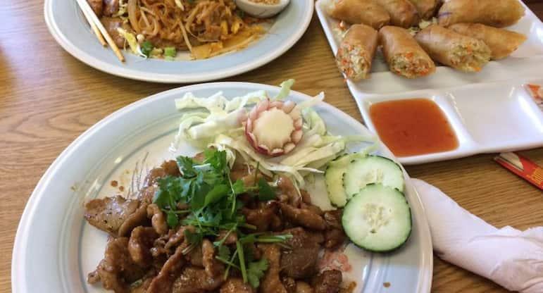 Golden Thai Kitchen Menu Menu For Golden Thai Kitchen Clovis Clovis