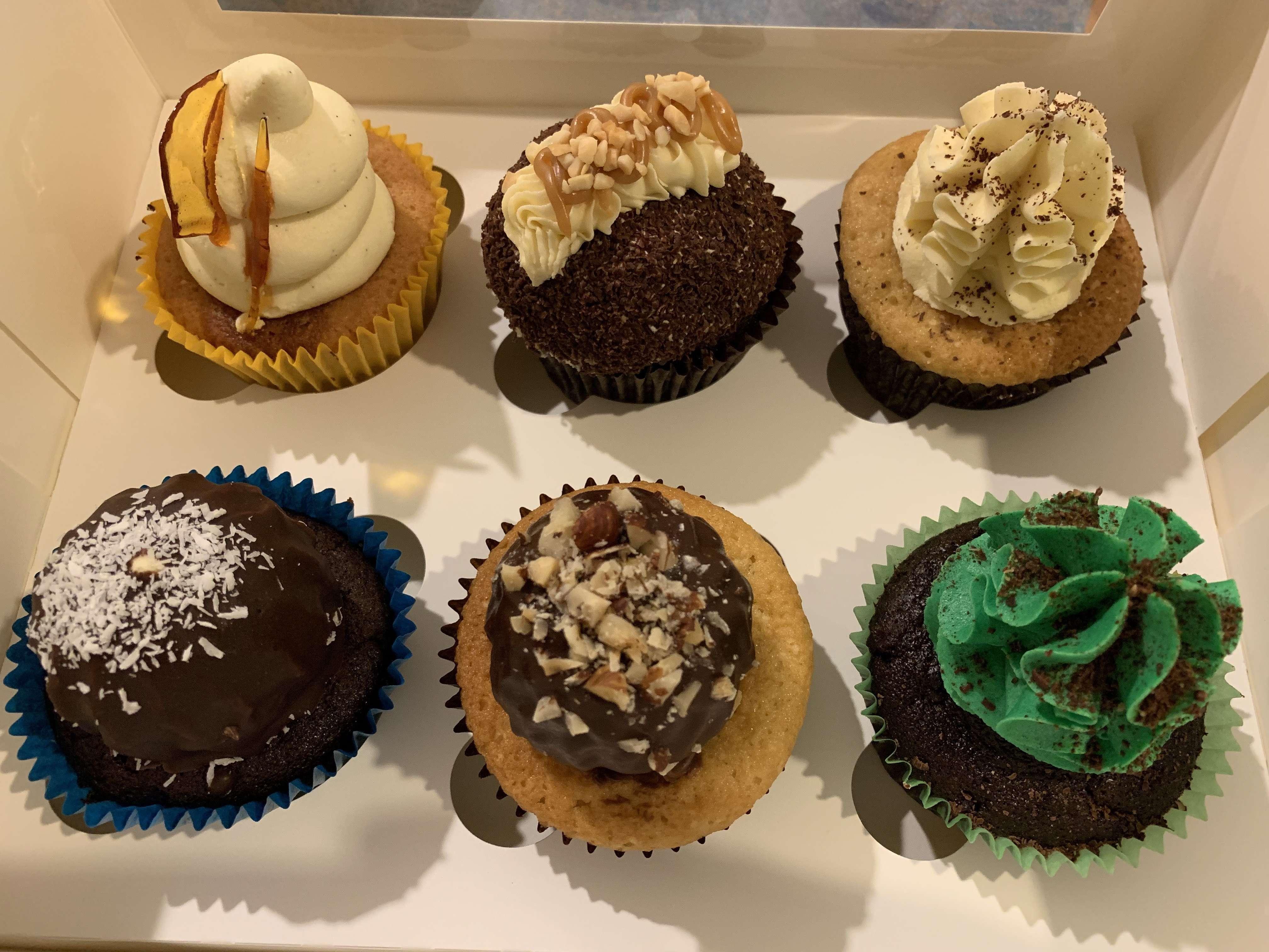 Delish Cupcakes