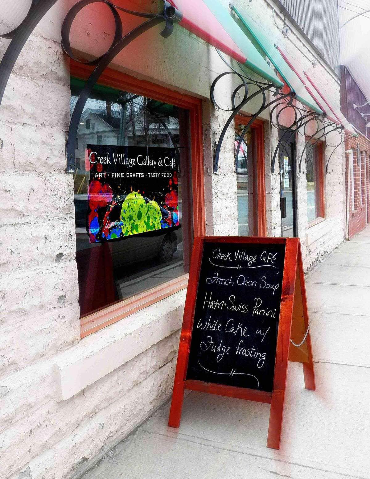 Creek Village Gallery & Cafe