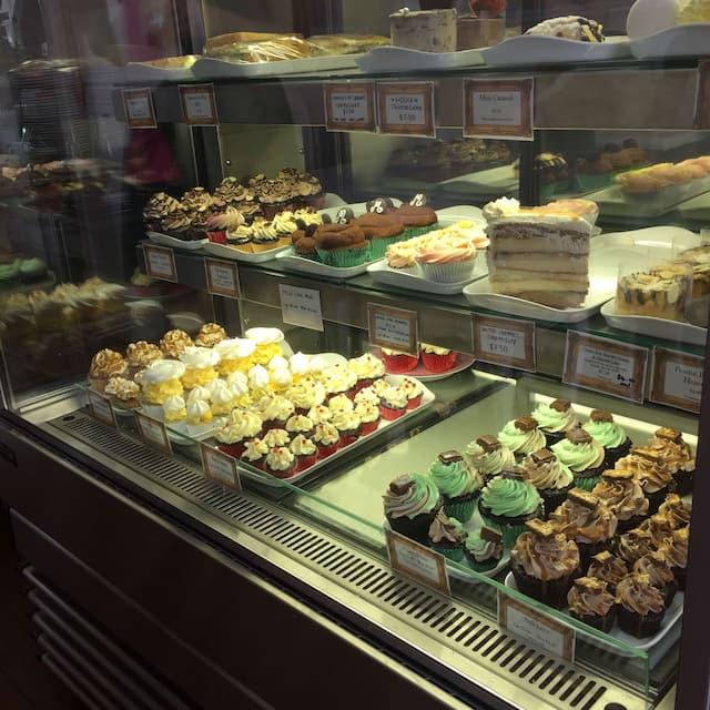 Cake Works Bunbury & Dolce e Caffe