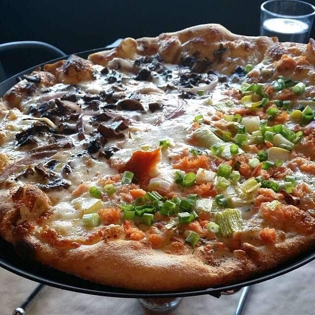 Fat Ptarmigan Wood Fire Pizza
