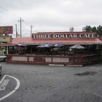 Three Dollar Cafe Breakfast Menu