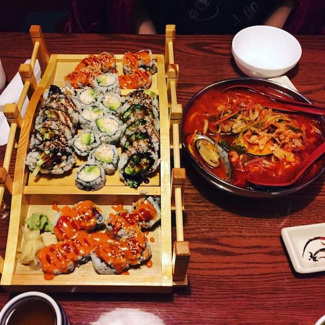 Asian Food Restaurant