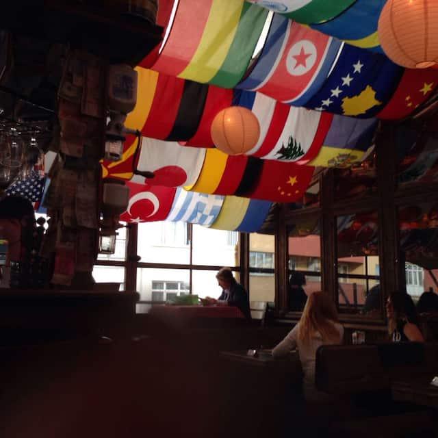 Varuna Cafe Del Mundo