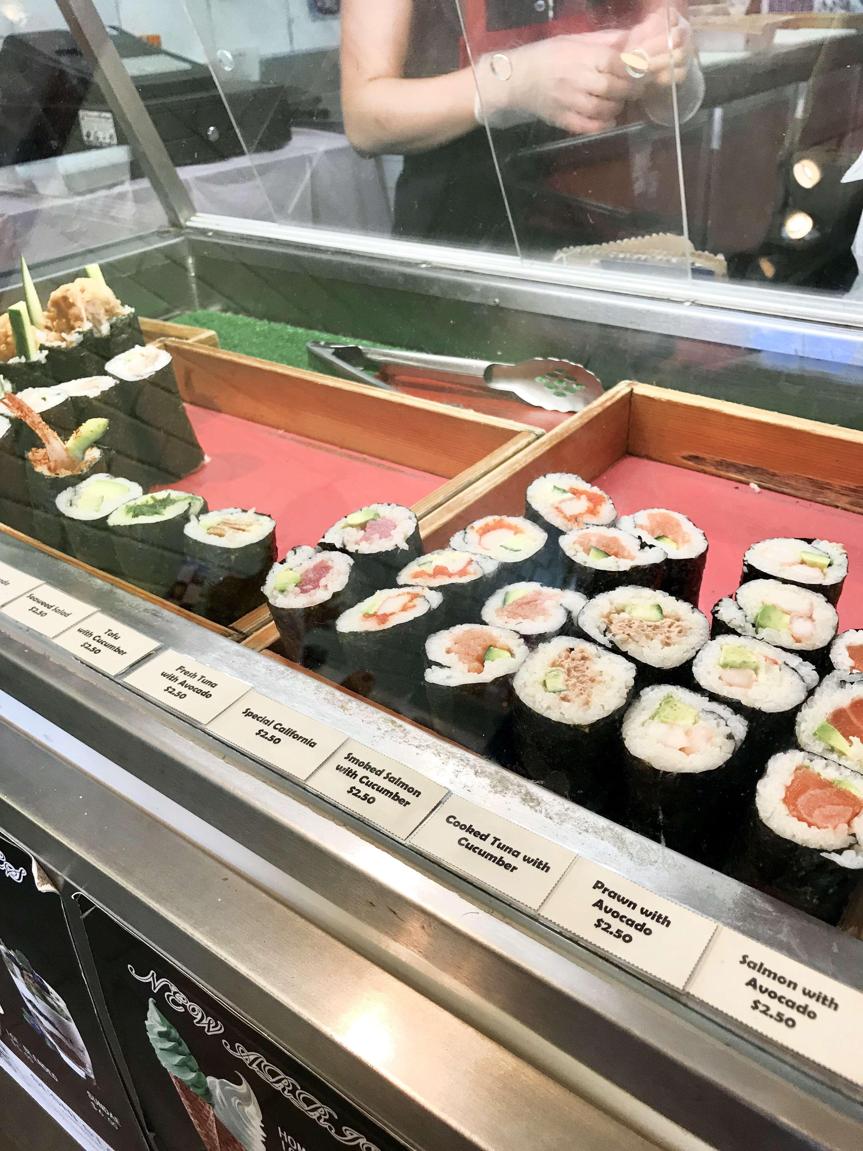Sushi Station Mitcham Melbourne Kā arī ir iespējama ēdienu piegāde liepājā. sushi station mitcham melbourne