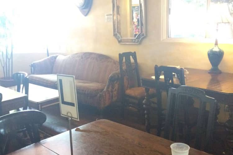 Living Room Coffeehouse College Area San Diego