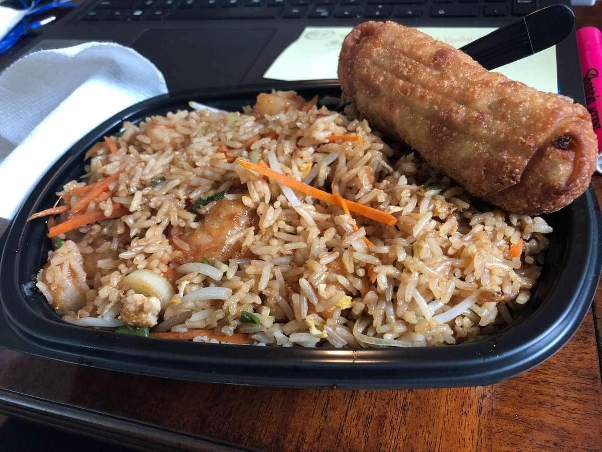 pf changs fried rice