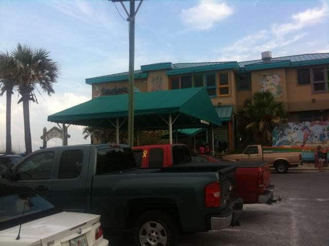 Angler's Beachside Grill and Sports Bar Featured Dining! 850-796-0260