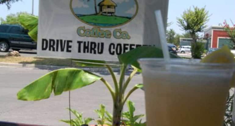 Bay Islands Coffee Company Menu