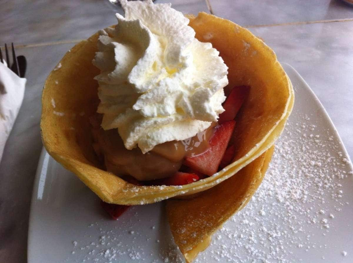 The Naked Crepe Bistro