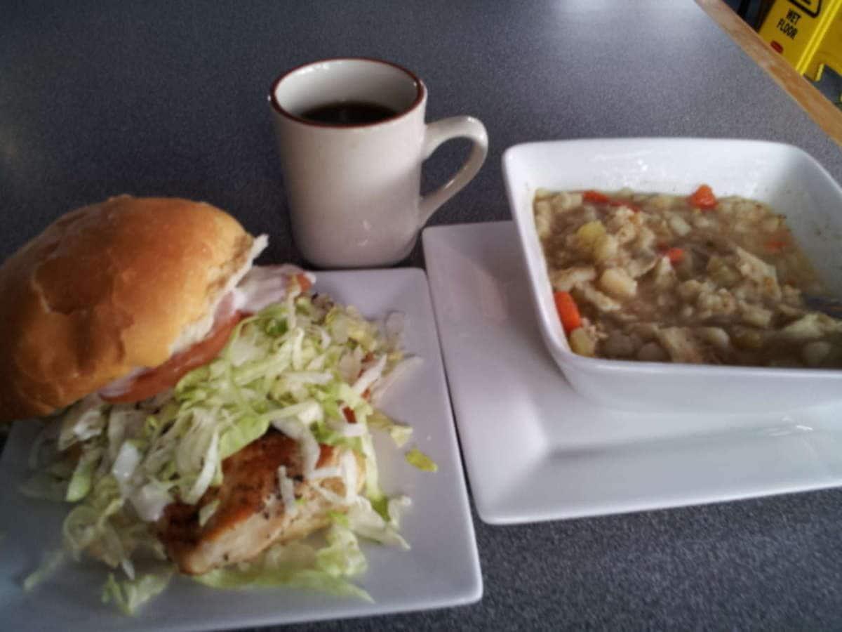 Original George's Burgers & Subs