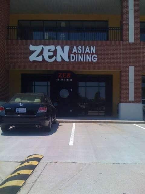 Zen Asian Dining, Original Edmond Photos