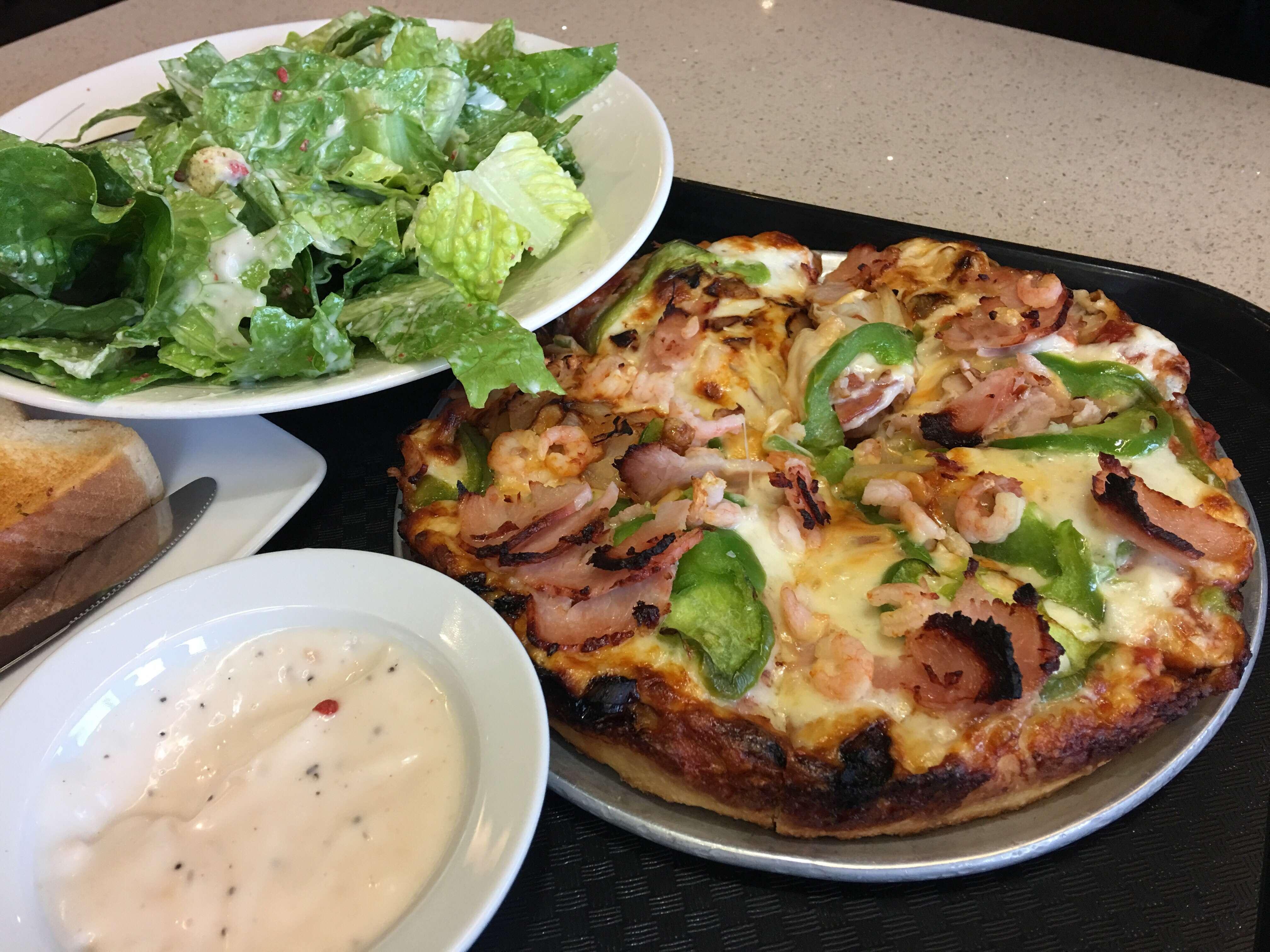 L & W Pizza & Spaghetti House