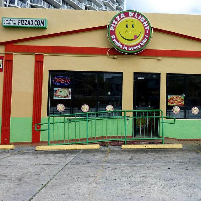 Pizza Du0026#039;Light, Miami Beach Photos