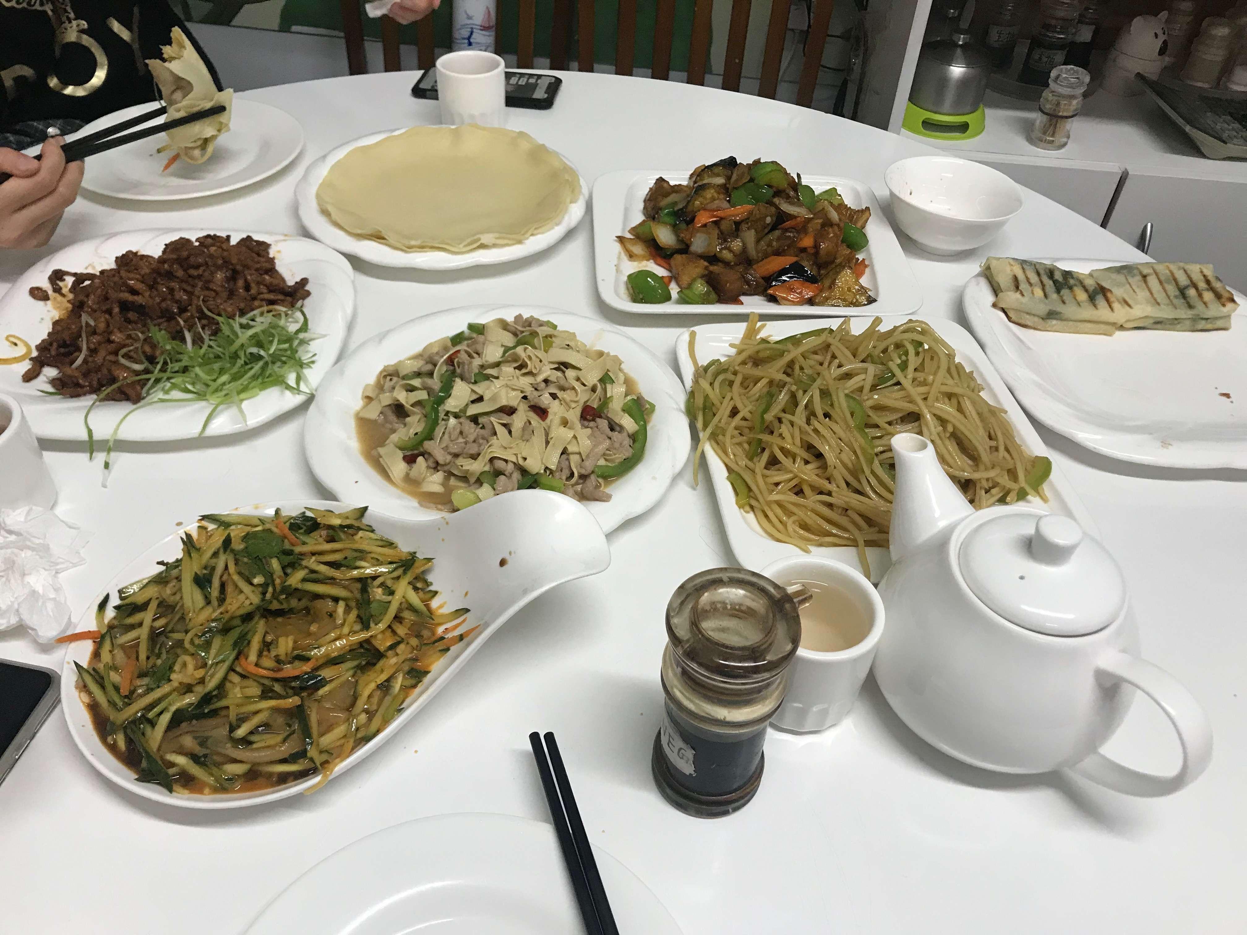 Wang Wang Spring Pancake Restaurant 旺旺春饼