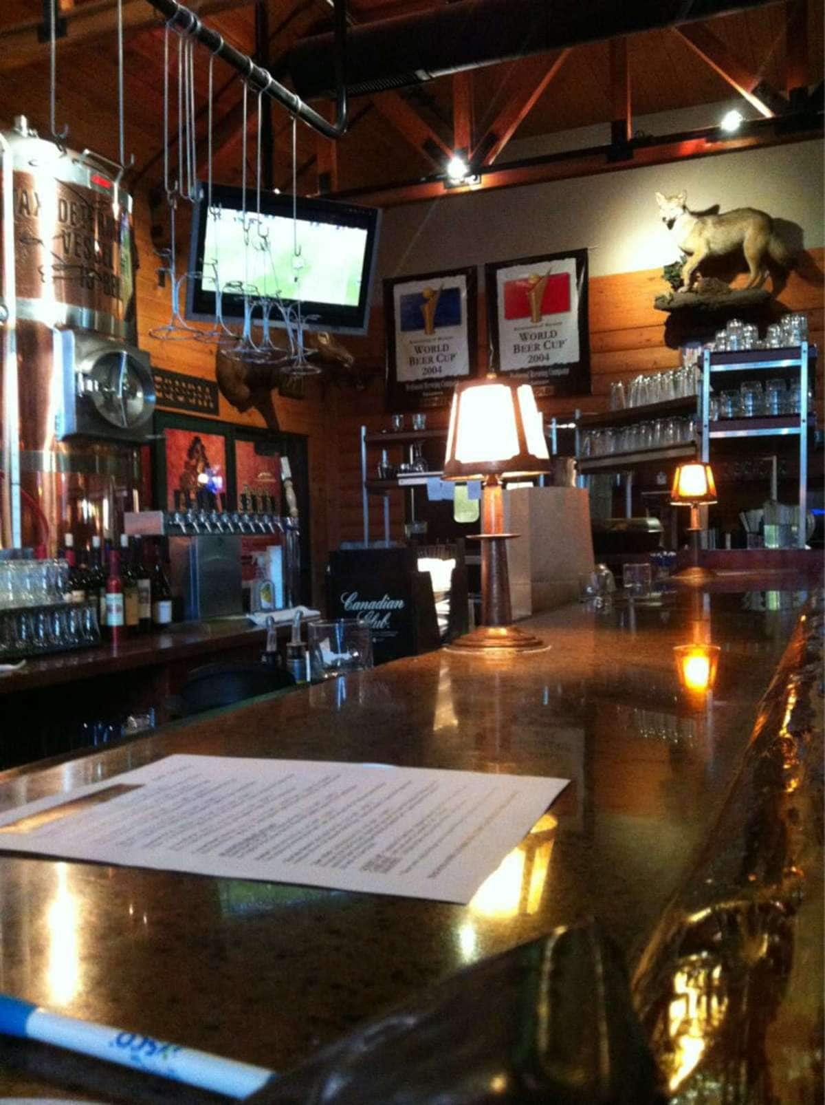 Redwood Steakhouse & Brewery