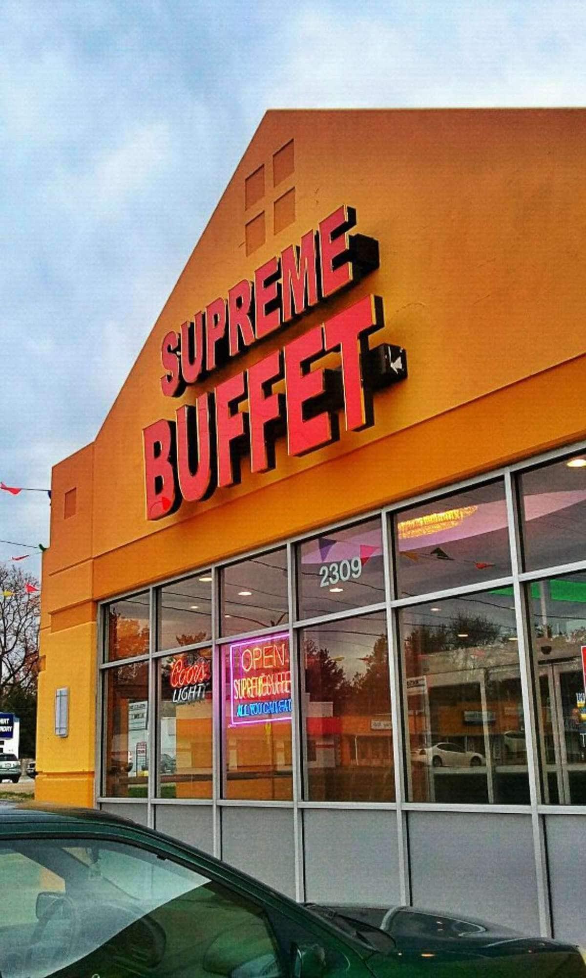 The Hibachi Grill Supreme Buffet