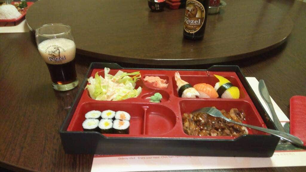Asia restaurant Libuš
