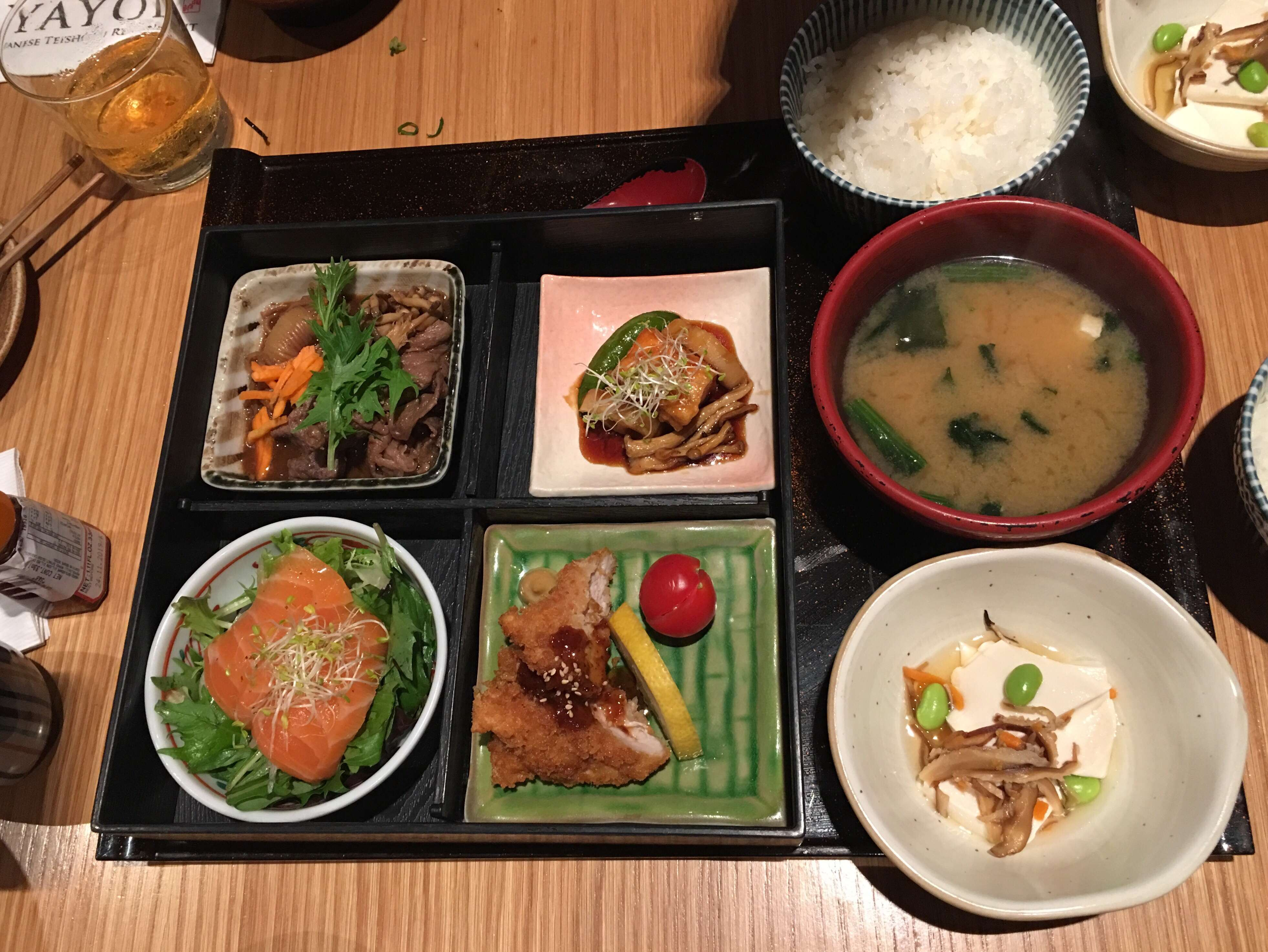 YAYOI Japanese Teishoku Restaurant Westfield Sydney | Level 6, Pitt St & Market Street, Sydney, New South Wales 2000 | +61 2 8317 6350