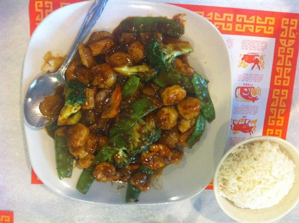Montgomery Texas Chinese Food