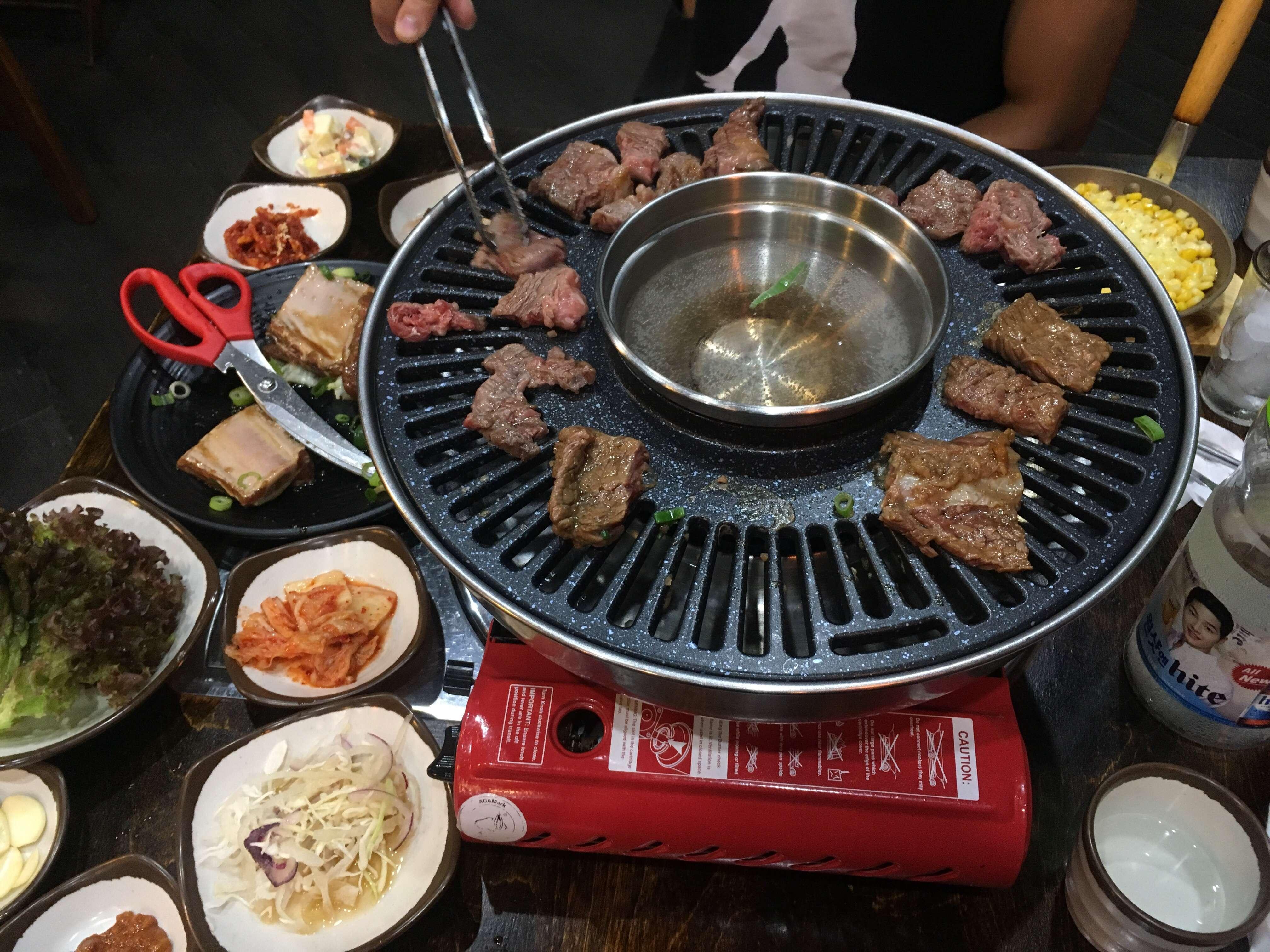 Jang A Korean BBQ Restaurant