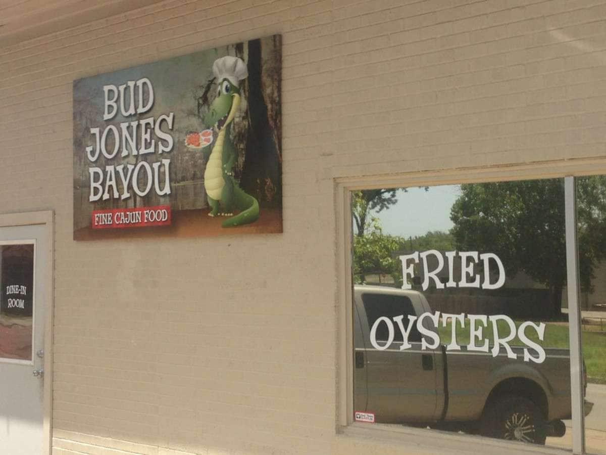 Bud Jones Bayou
