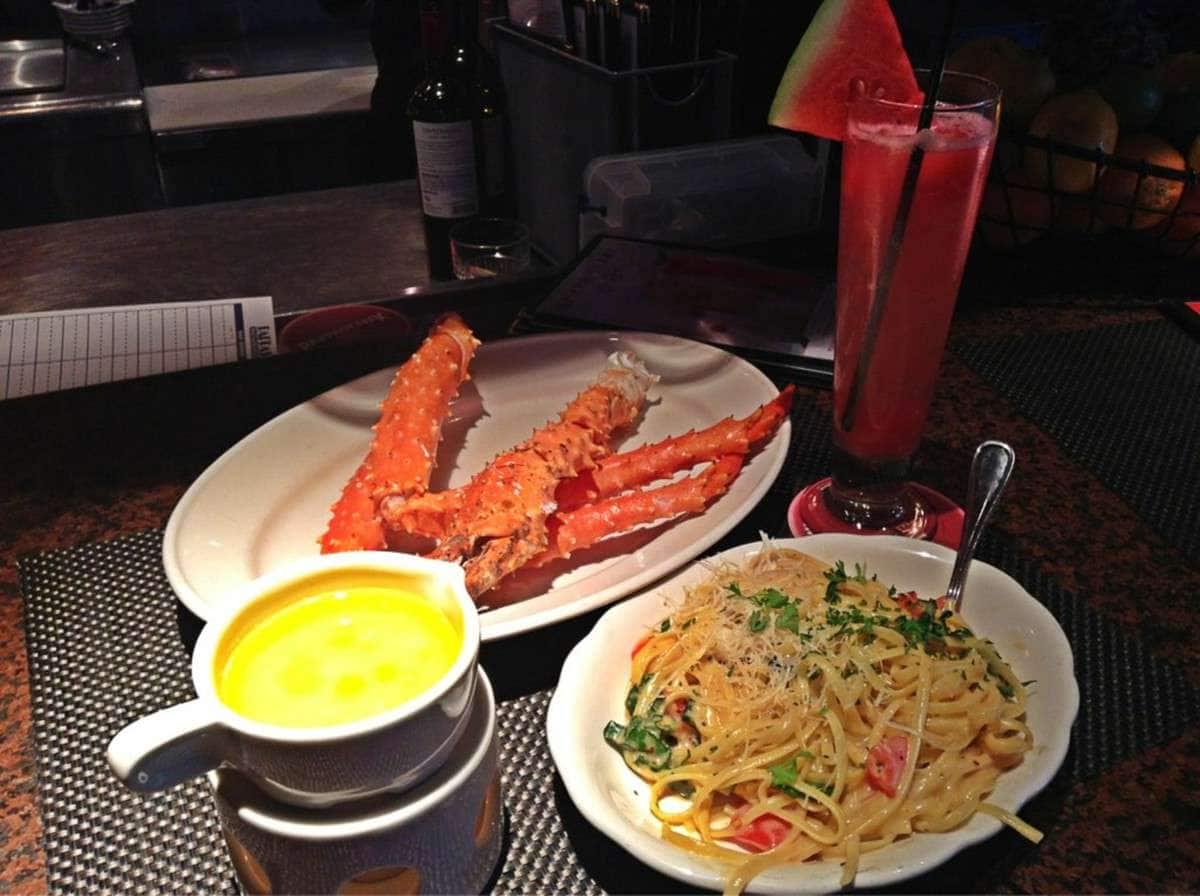 Michael Brooks 39 S Photo For Pappadeaux Seafood Kitchen