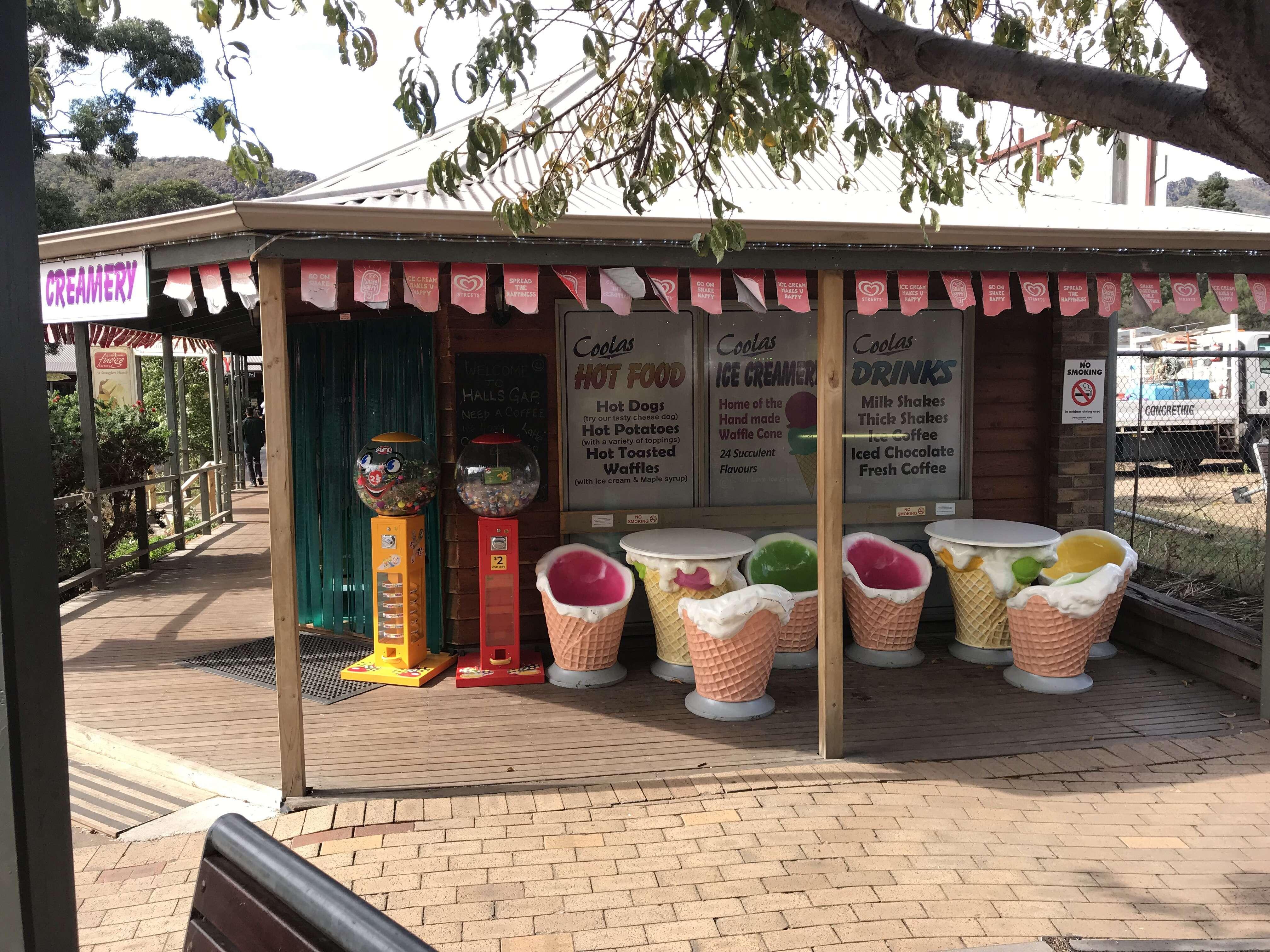 Coolas Ice Creamery