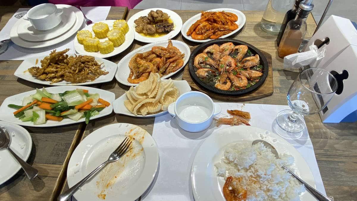 Isla Sugbu Seafood City reviews ...
