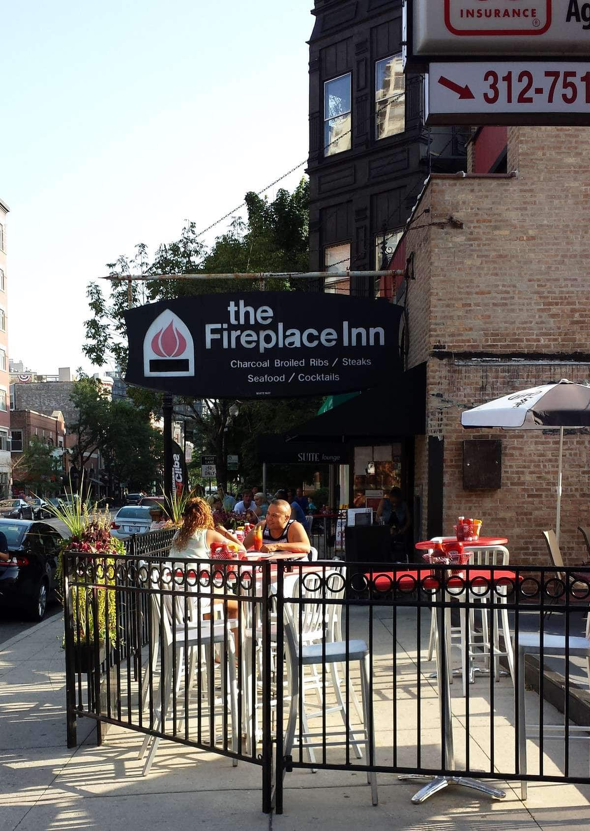The Fireplace Inn, Old Town, Chicago - Urbanspoon/Zomato