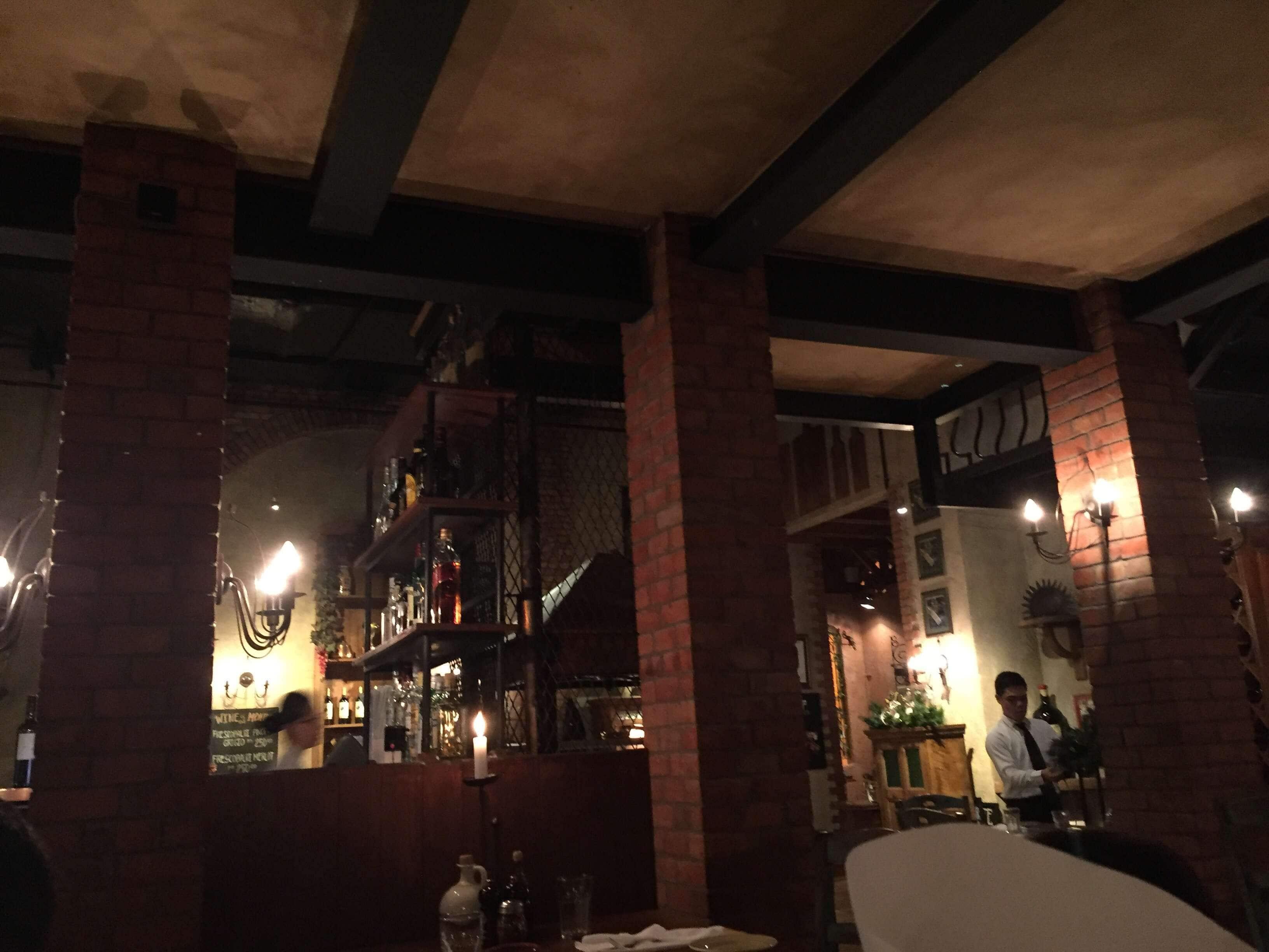 Sidh S S Review For Cucina Jw Marriott Hotel Dubai Al Muraqqabat